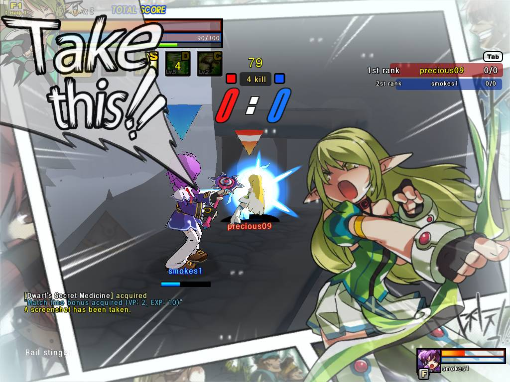 Elsword Online Free MMO Game Cheats Review