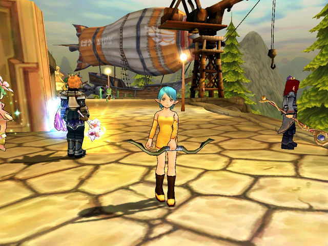 Fiesta Online Free MMORPG Game, Cheats & Review