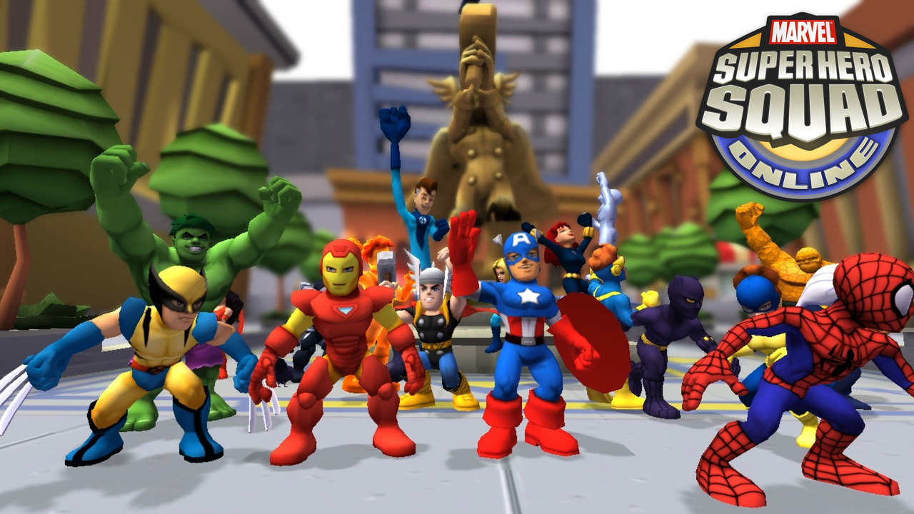 Marvel Games Online Free