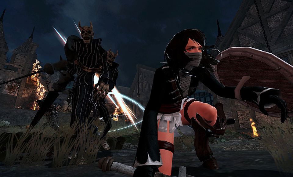separation shoes 83316 0db34 Vindictus Free MMORPG Game, Cheats   Review - FreeMMOStation.com