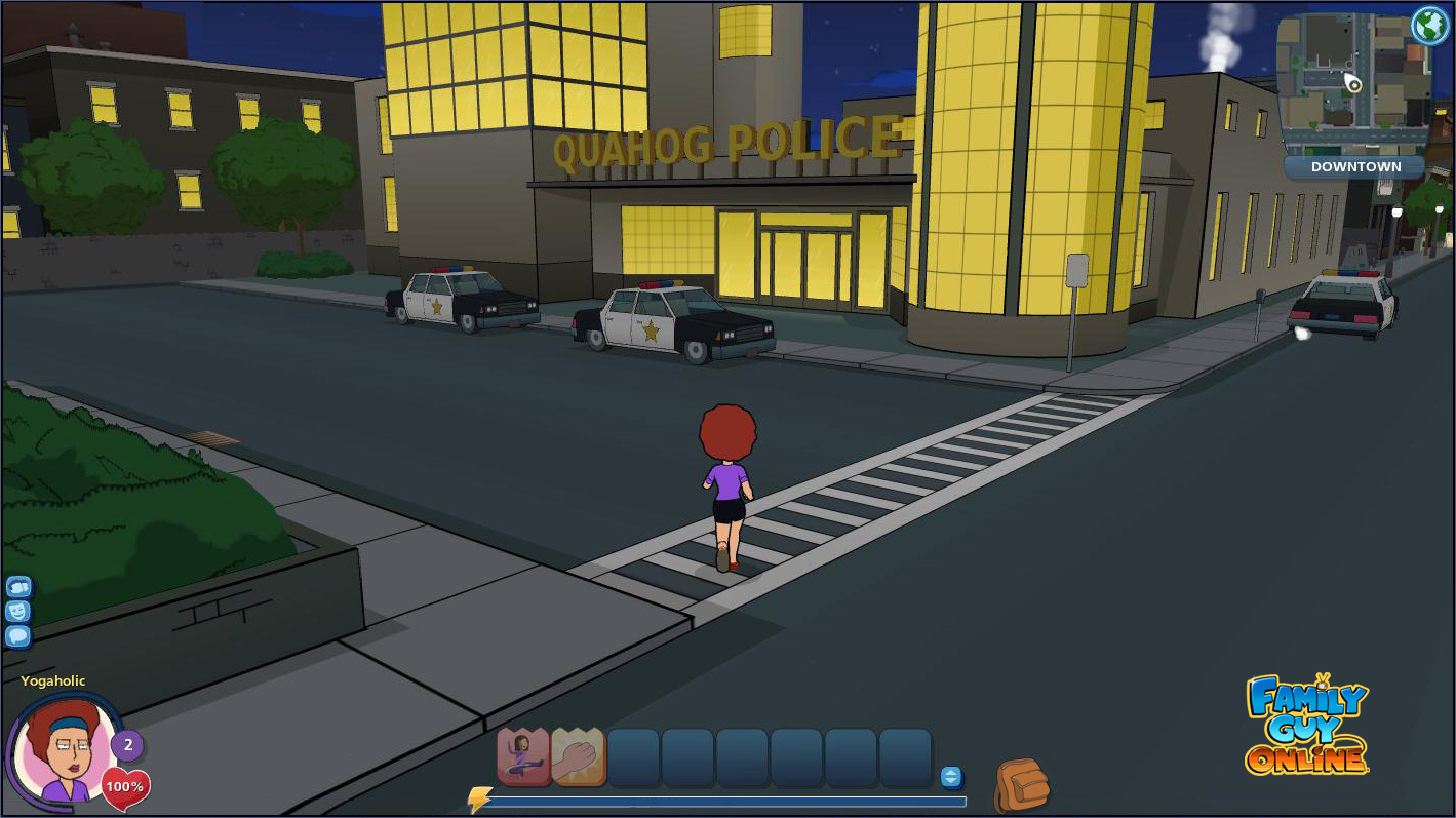 Play family guy games free online