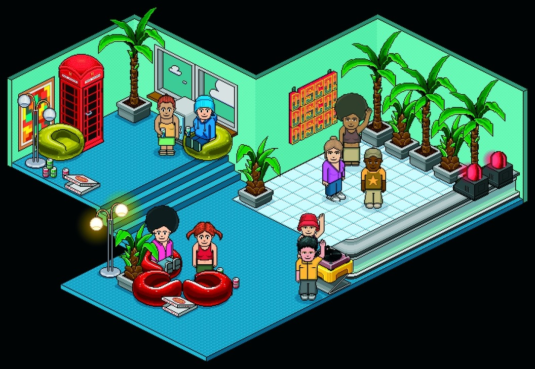 Habbo Games