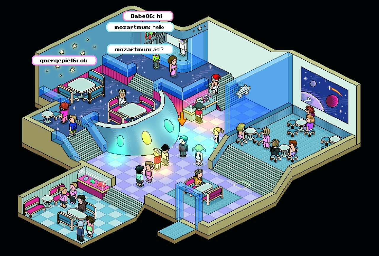 House Building Games Habbo Free Social Mmo Game Cheats Amp Review