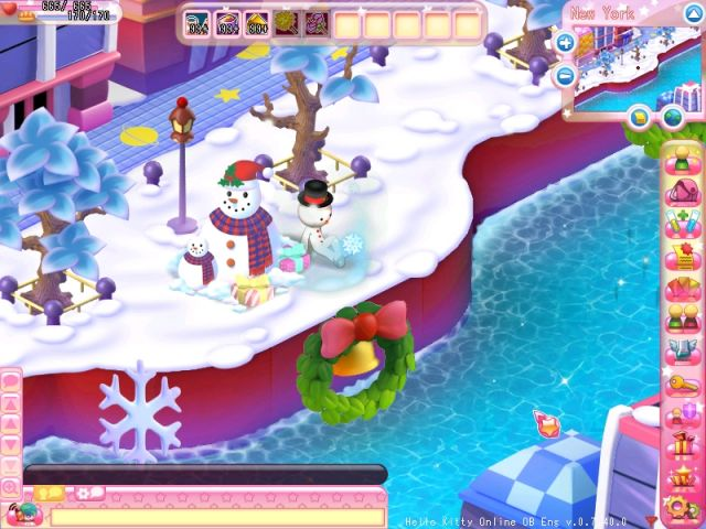 Hello Kitty Online Spiel