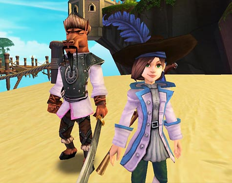 Pirate101 Free MMORPG Game, Cheats & Review - FreeMMOStation com