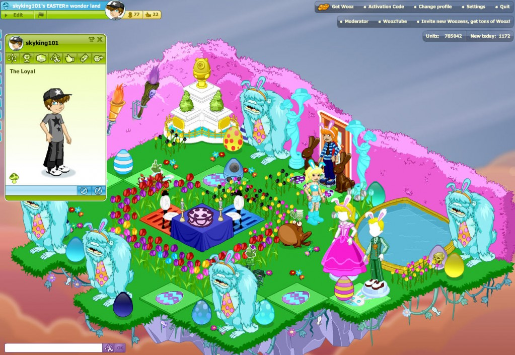 Create - Make your own avatar characters for online worlds like OurWorld, Secret Builders, Meez, Woozworld and Downworld, make friends in our Harry Potter 3d chat lounge, and try more free avatar chat sites like Rocket On.. Free trials from some of the top online worlds to play .