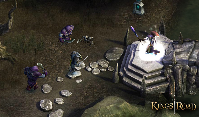 KingsRoad Free MMO Game, Cheats & Review - FreeMMOStation.com