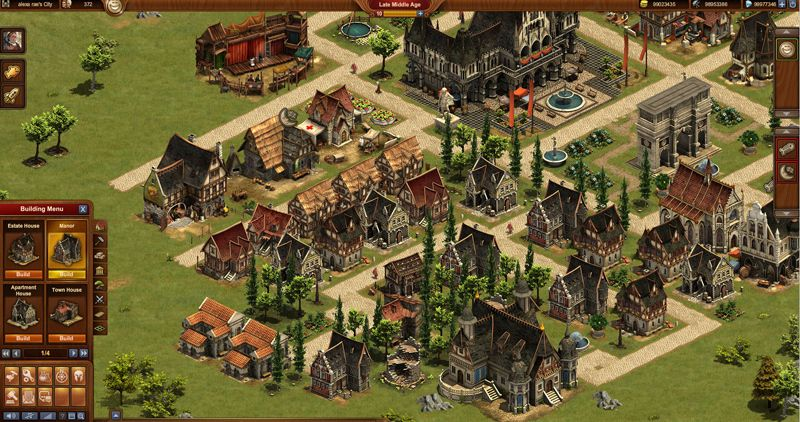 Forge of Empires Free Strategy MMO Game & Review | FreeMMOStation.com