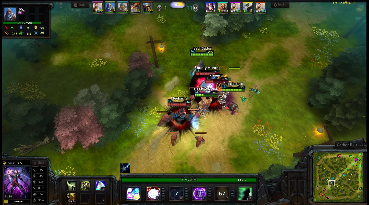 Which Moba Is Best