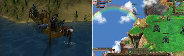 runescape fishing and crystal saga