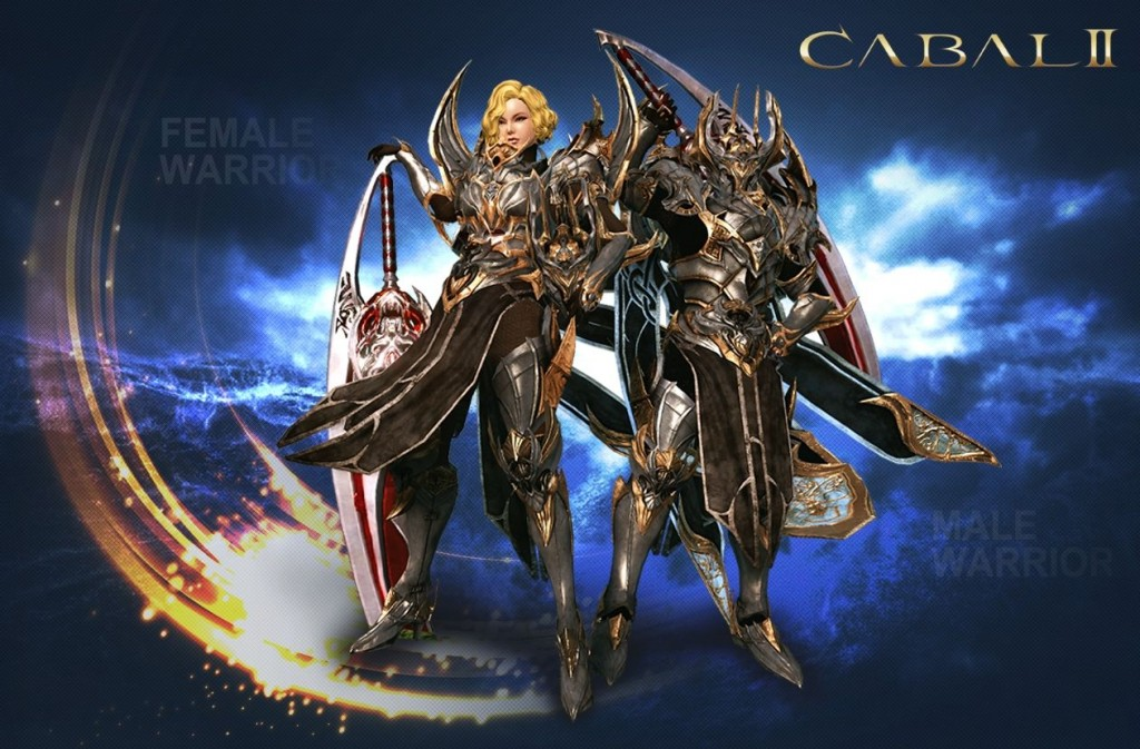 cabal 2 warrior