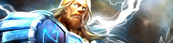 Smite Thor Default