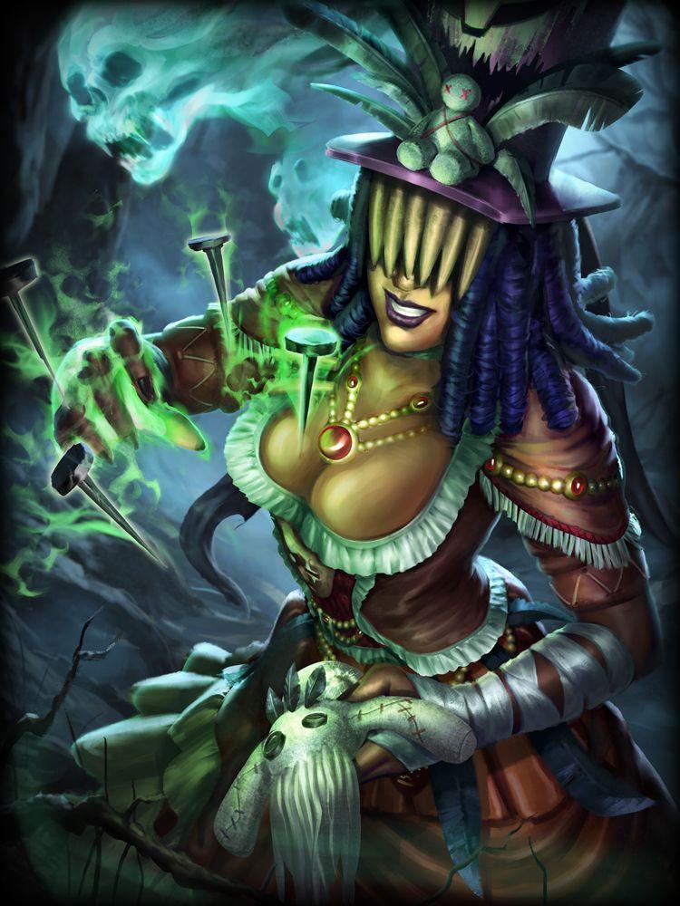 Madame Darkness Nox