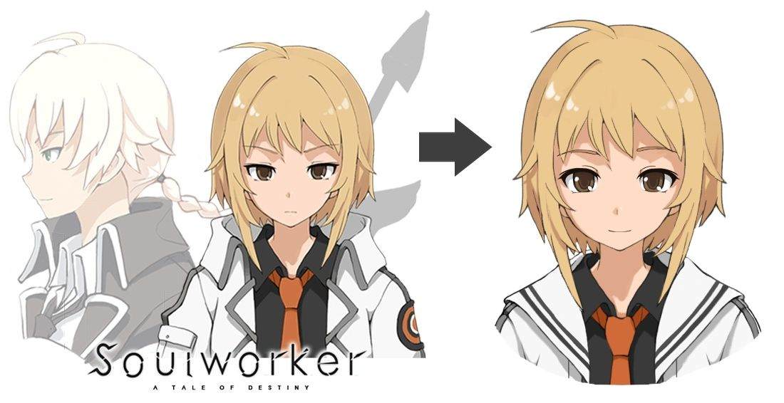 Soul-Worker-Character-Artwork-Japan
