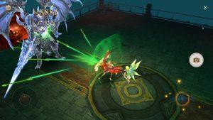 Dragon Storm Fantasy boss