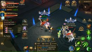 Dragon Storm Fantasy mount