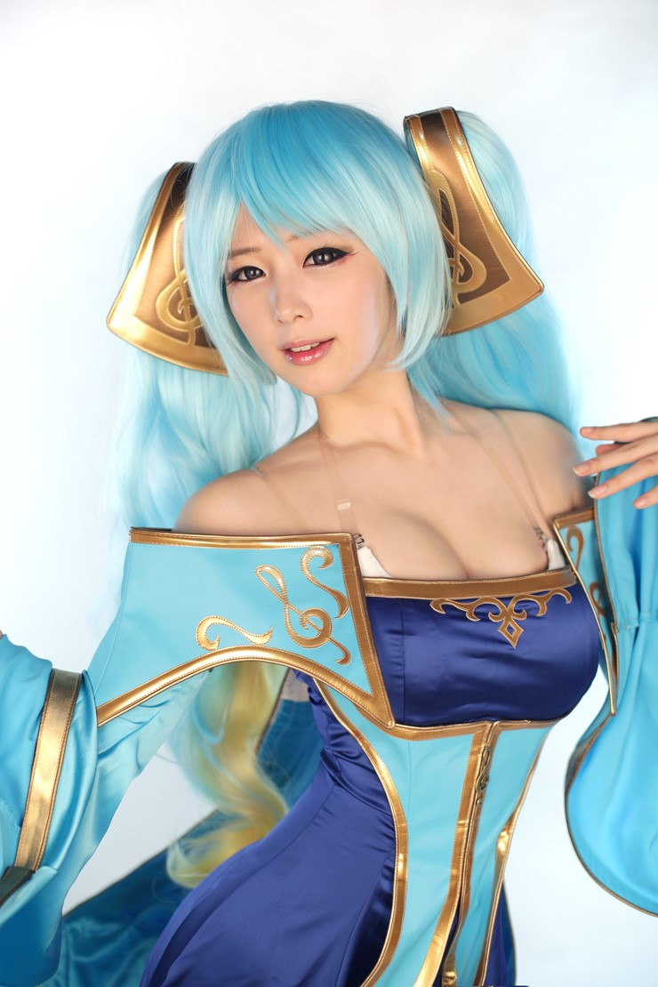 League of Legends Sona (3)