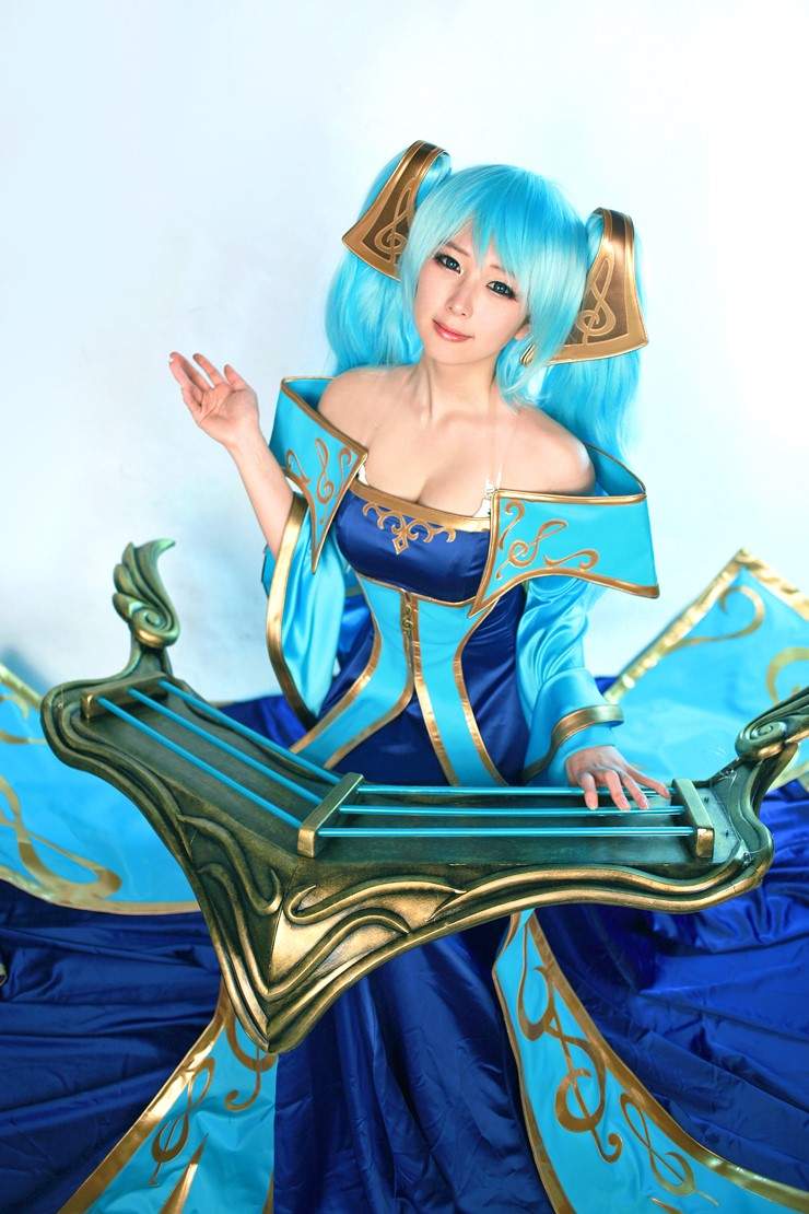 League of Legends Sona (4)
