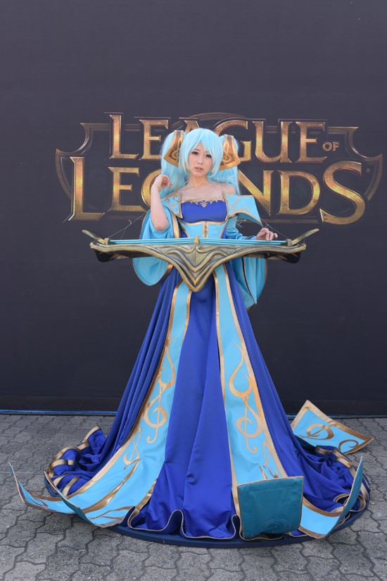 League of Legends Sona (5)