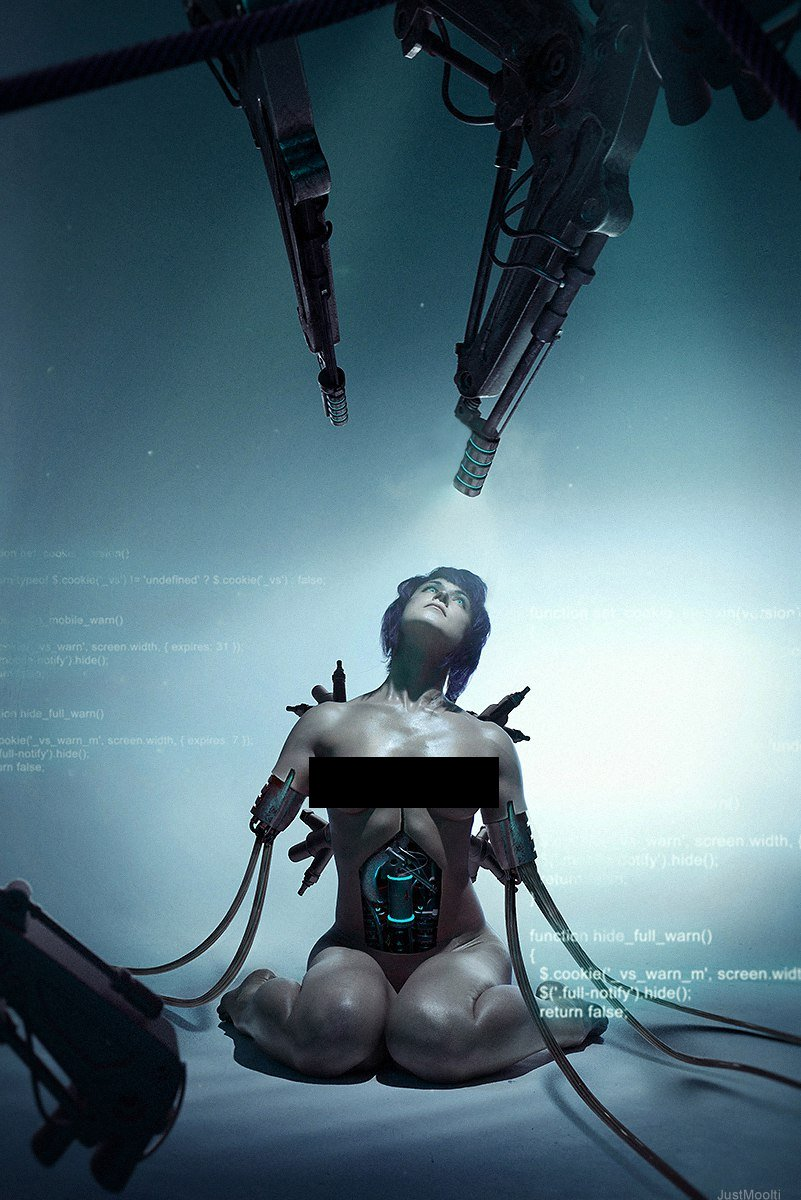 Ghost in the Shell Motoko (5)