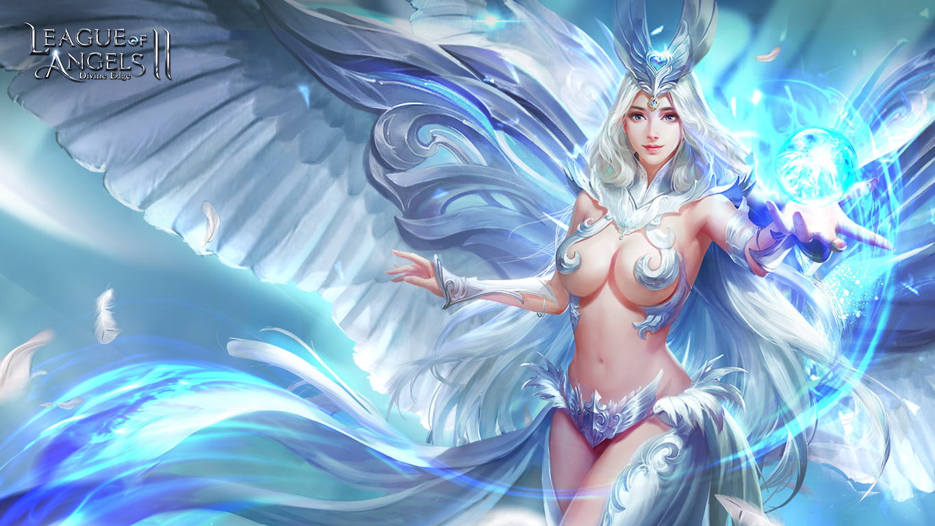 League of Angels 2 sexy wallpaper (1)