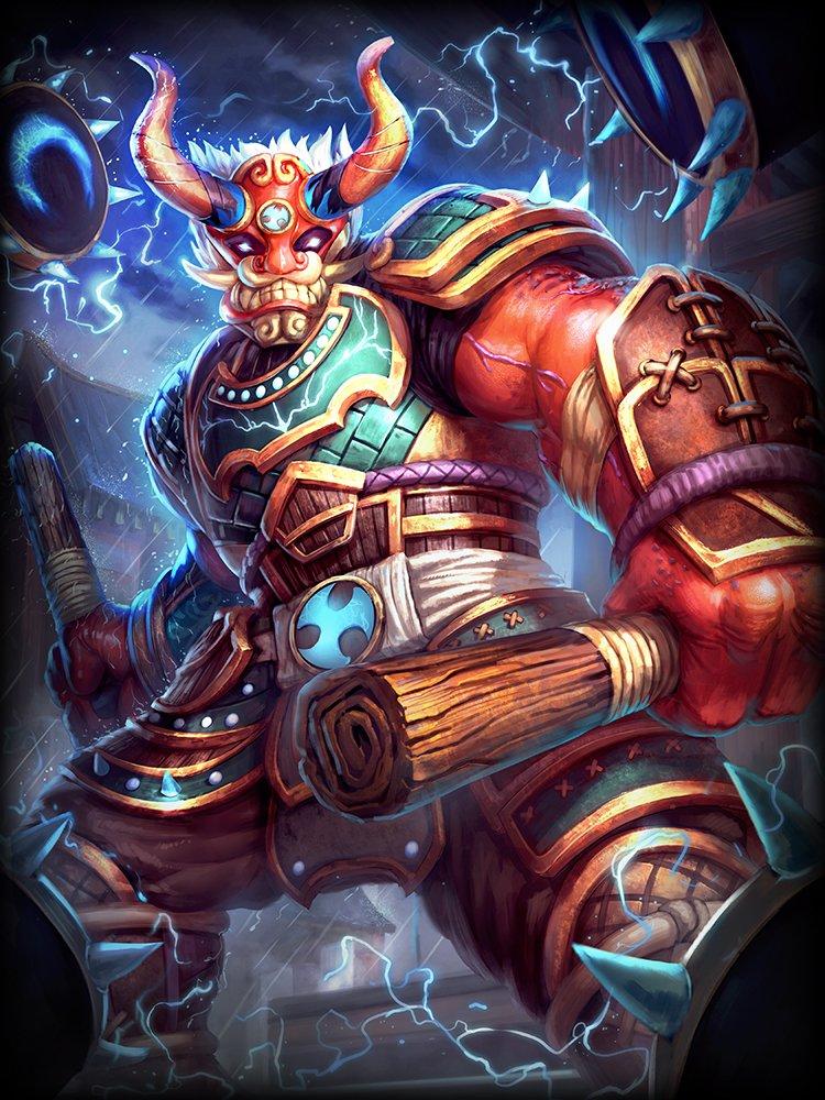 Raijin_Tier2_Thunders Roar Card