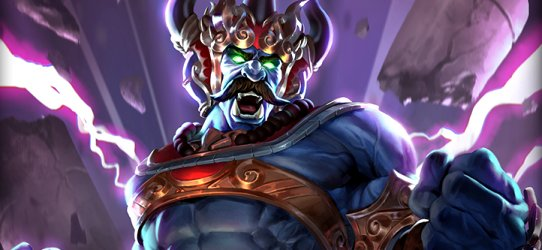 SMITE Ravana Demon King