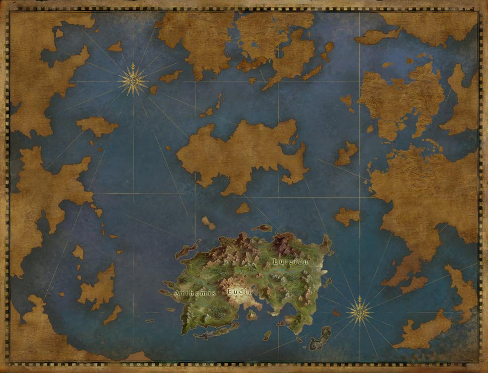 lost ark map