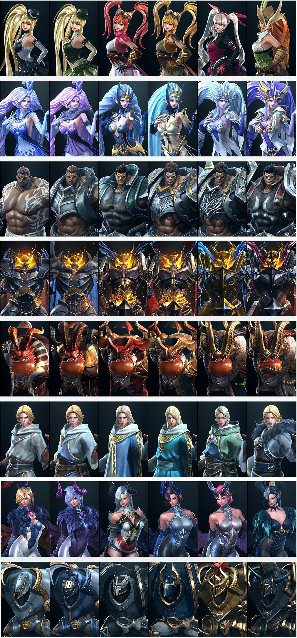 lineage-eternal-costumes
