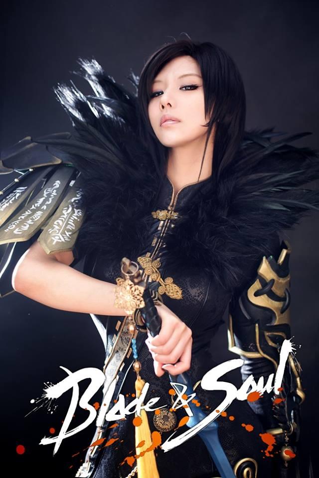 Blade & Soul Jin seo yeon cosplay (2)