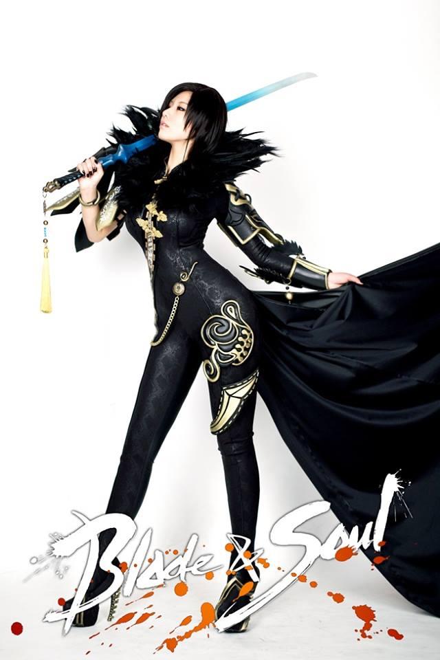 Blade & Soul Jin seo yeon cosplay (3)