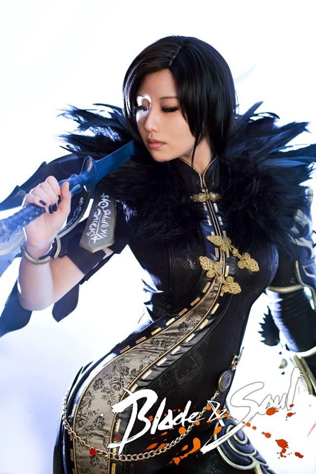 Blade & Soul Jin seo yeon cosplay (6)
