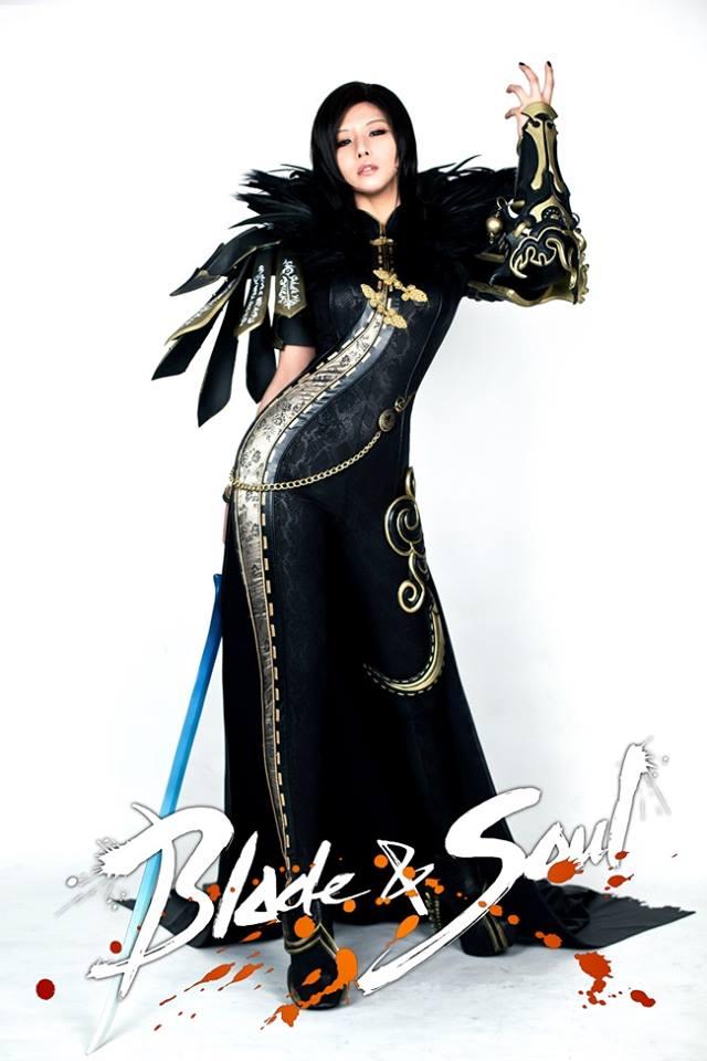 Blade & Soul Jin seo yeon cosplay (8)