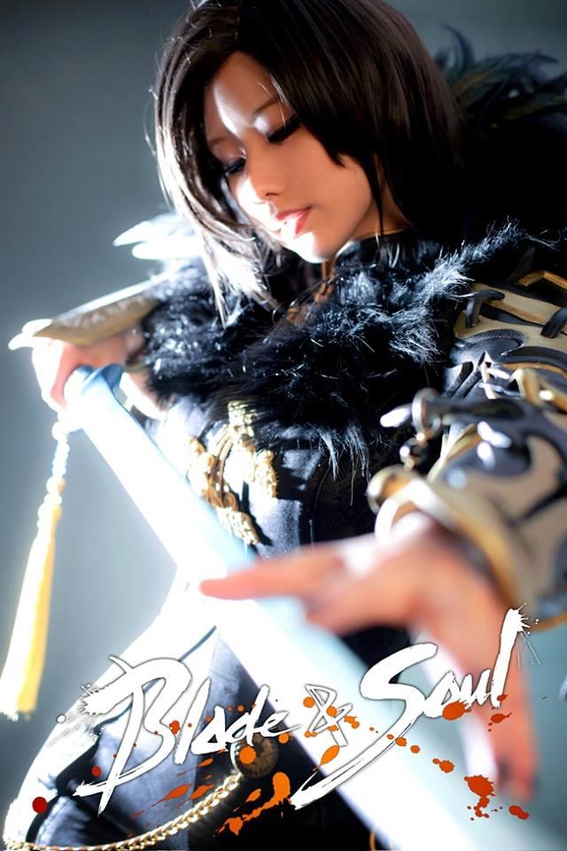 Blade & Soul Jin seo yeon cosplay (9)