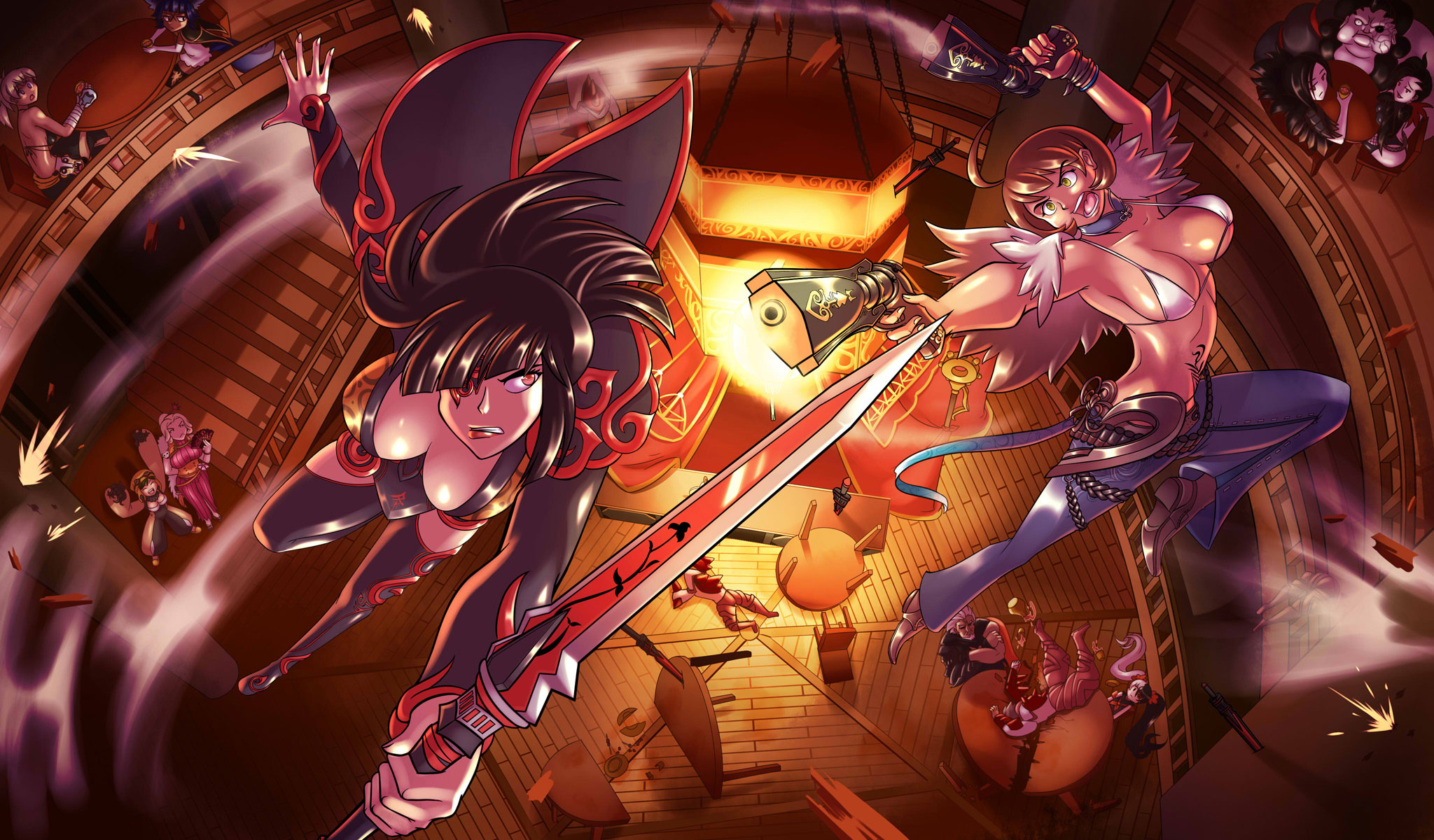 Blade & Soul contest 2