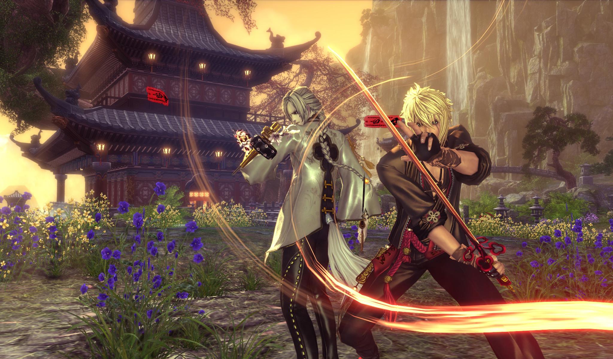Blade & Soul contest 5