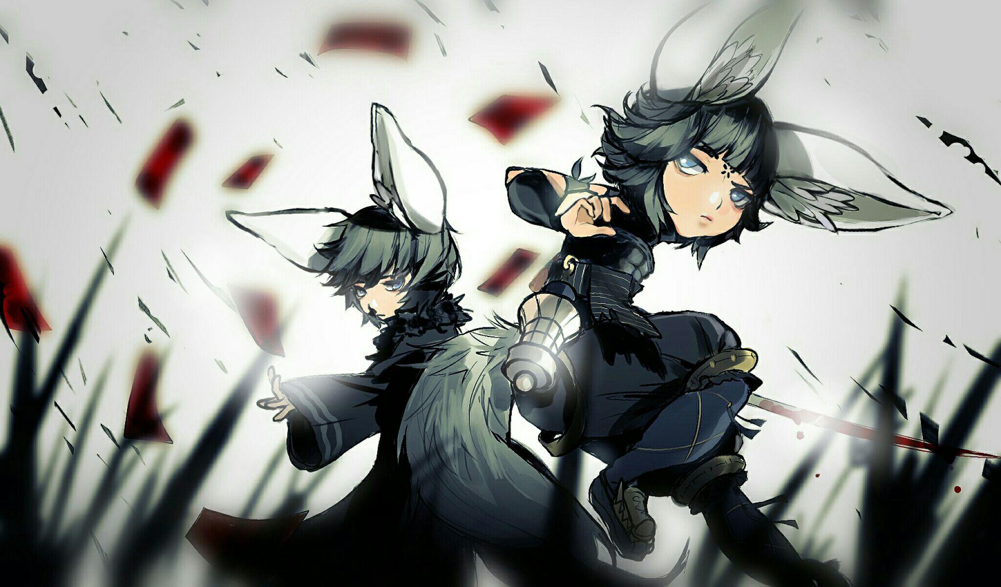 Blade & Soul contest 7