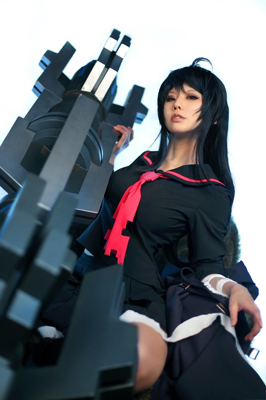 Iris Yuma Hammer Stol cosplay 3