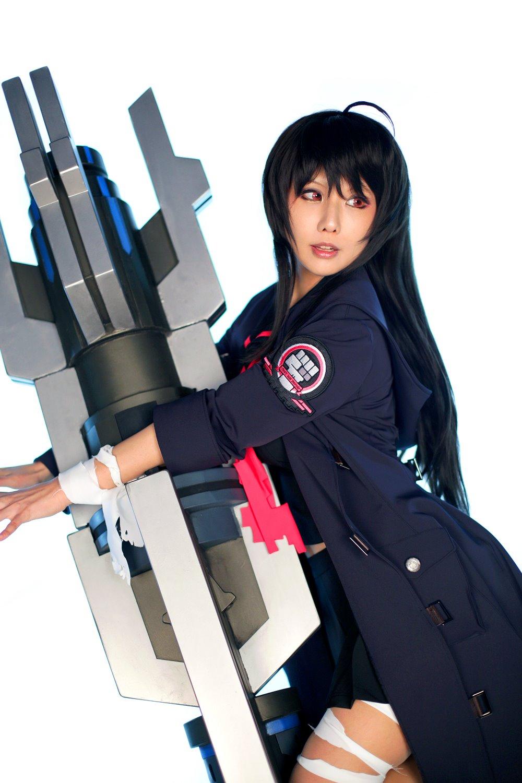 Iris Yuma Hammer Stol cosplay 4