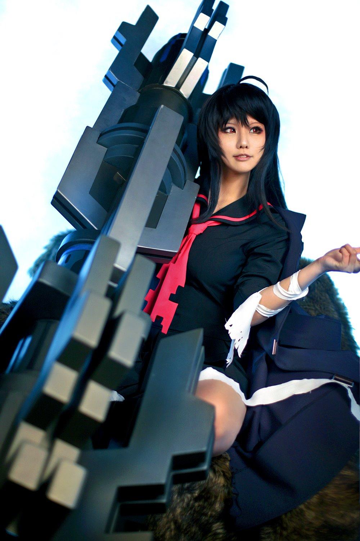 Iris Yuma Hammer Stol cosplay 6