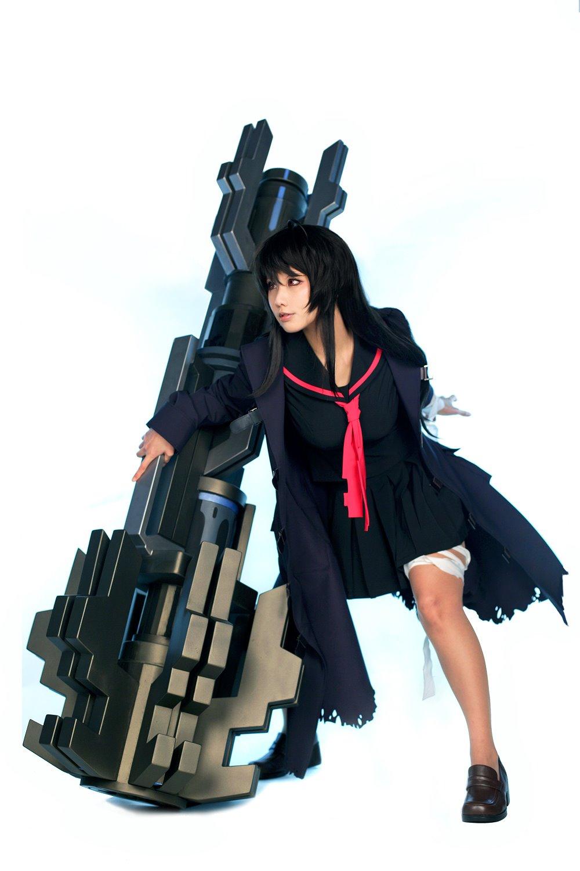 Iris Yuma Hammer Stol cosplay 7