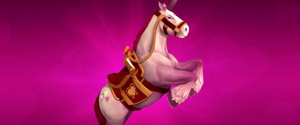 Paladins unicorn