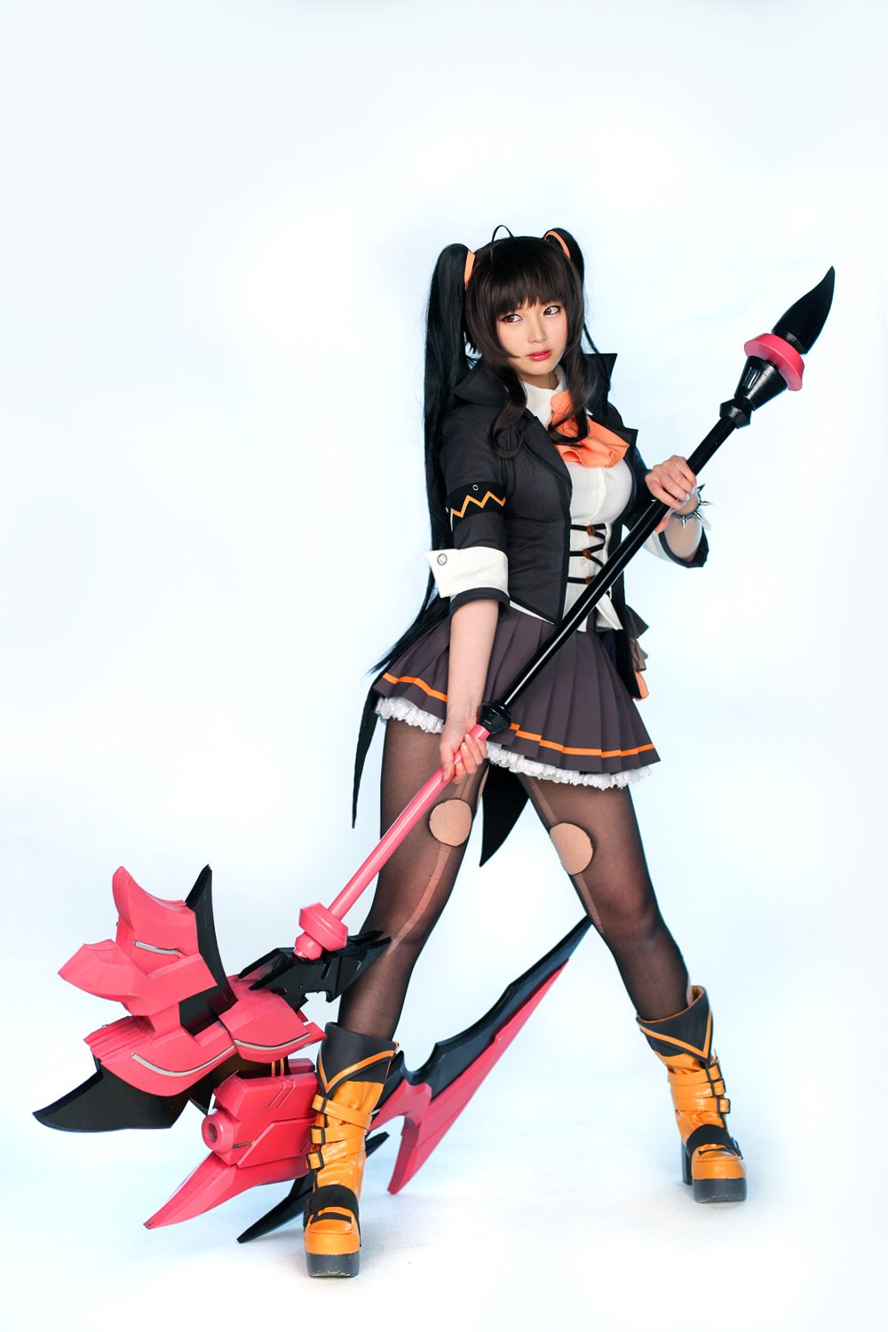 SoulWorker Myst Scythe Lily Bloommerchen cosplay 7