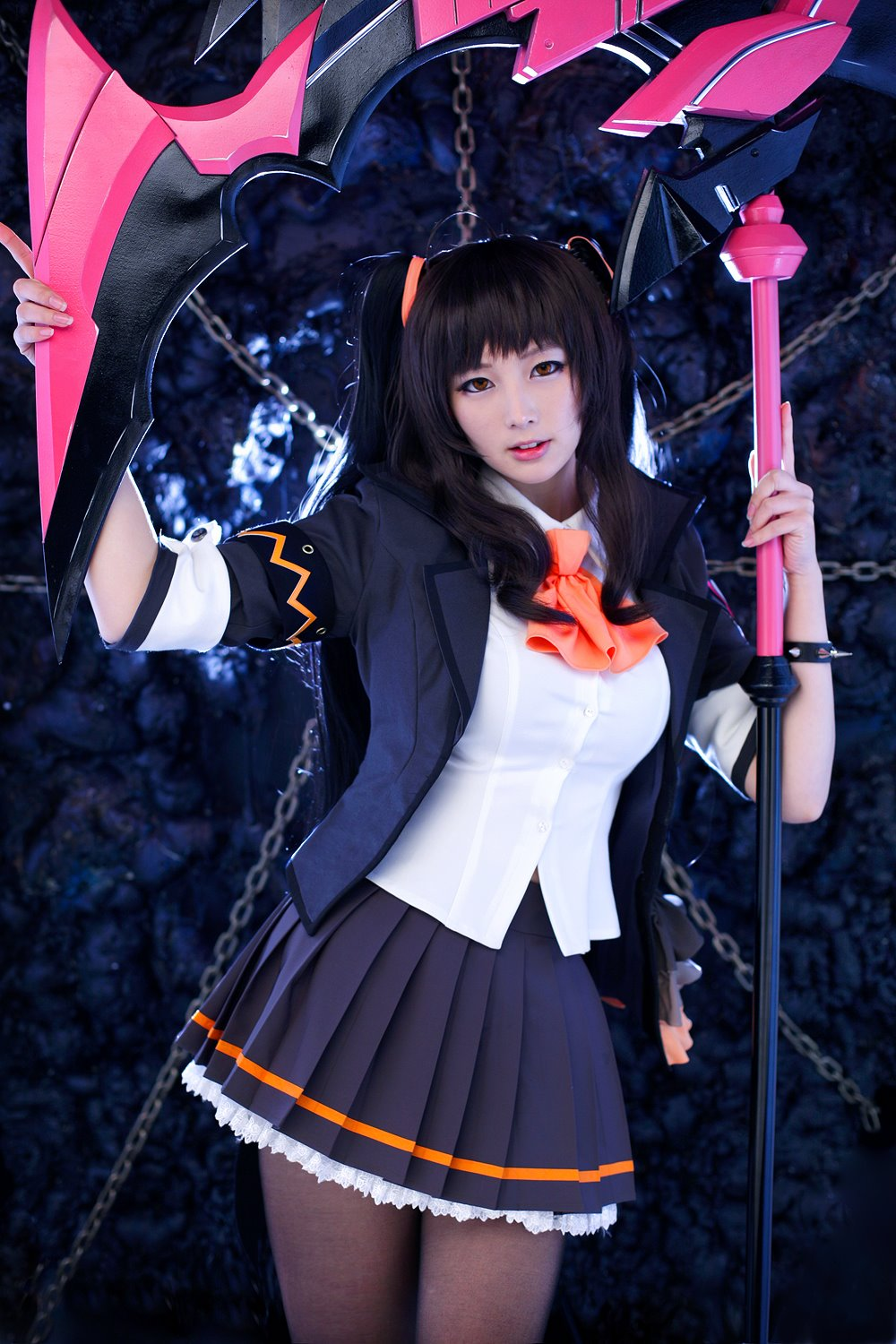 SoulWorker Myst Scythe Lily Bloommerchen cosplay 8