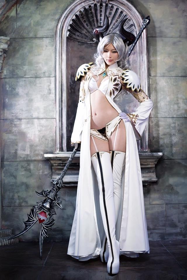 TERA Castanic cosplay (2)