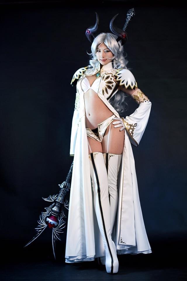 TERA Castanic cosplay (4)