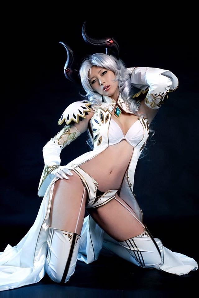 TERA Castanic cosplay (5)