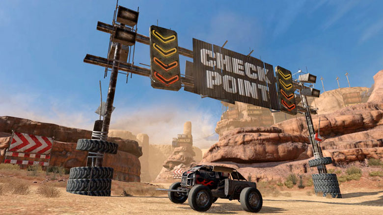 crossout race 1