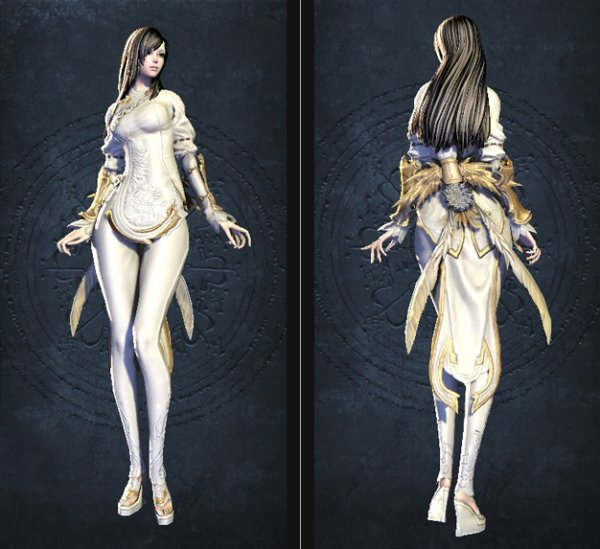 Blade and Soul Wilting Flower