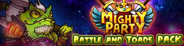Mighty Party Giveaway